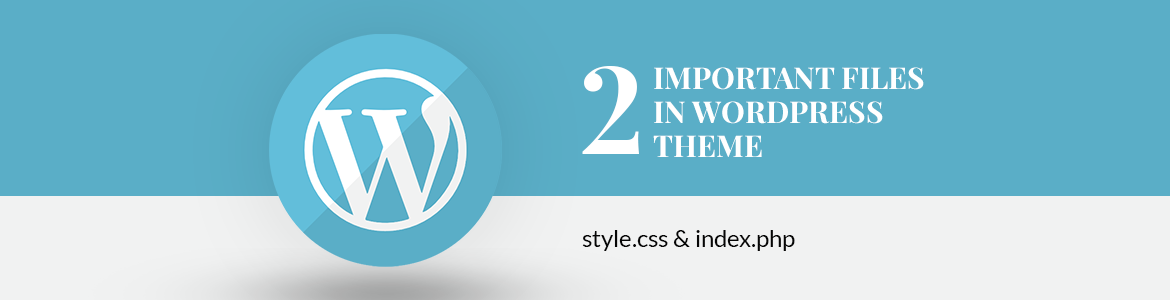 Important WordPress Files Banner